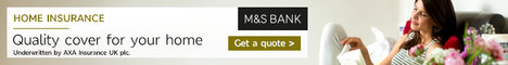 M & S Bank Home Insurance